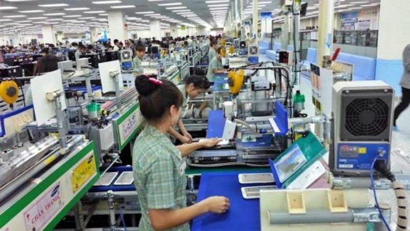 Dua Sektor Jadi Primadona, Investasi Sektor Industri Naik Jadi Rp167,1 Triliun