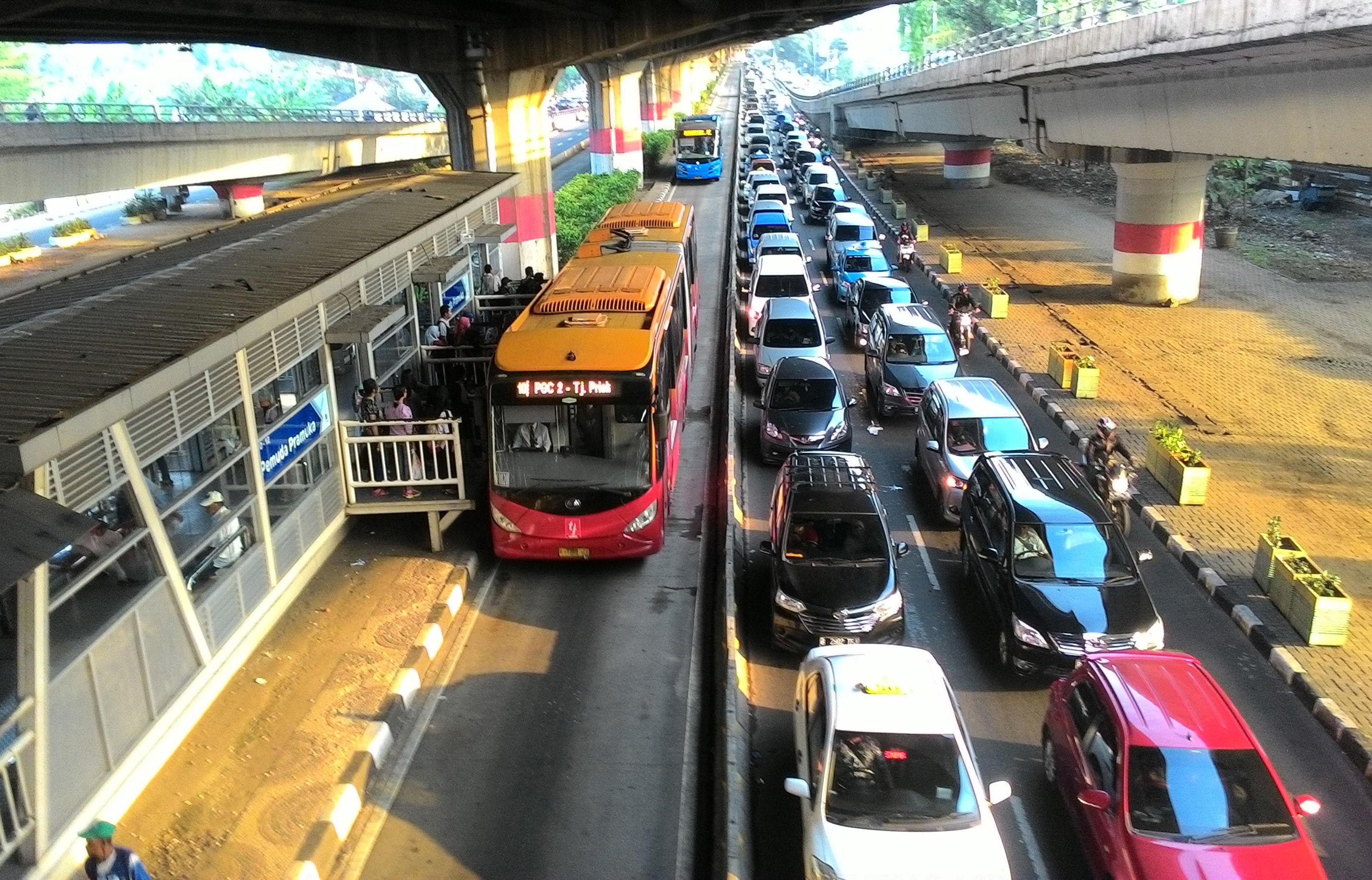 Mobilitas Angkutan Umum Ditarget Capai 60 Persen, Kemenhub Integrasikan Transportasi Massal di Jabodetabek