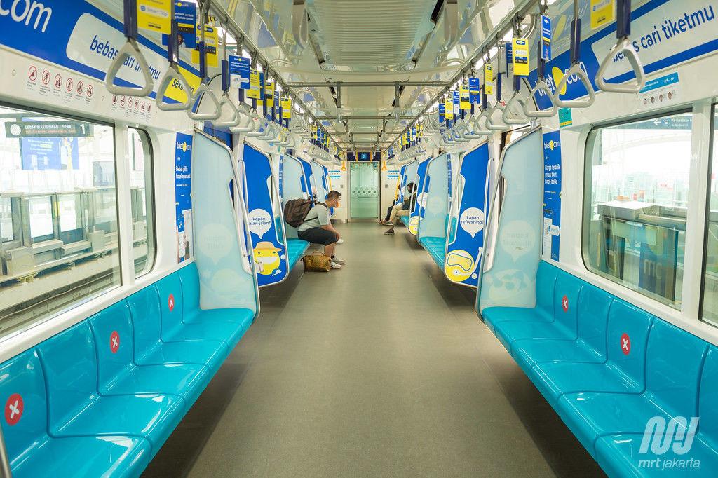 MRT Jakarta dan JIEP Bangun Depo dan Jalur Kereta Berorientasi TOD di Kawasan Pulogadung