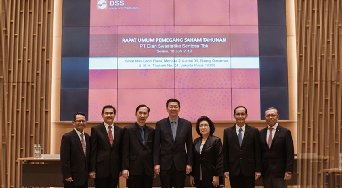 Grup Sinarmas: Anak Usaha Dian Swastatika Sentosa Raih Fasilitas Pinjaman dari Bank Mega