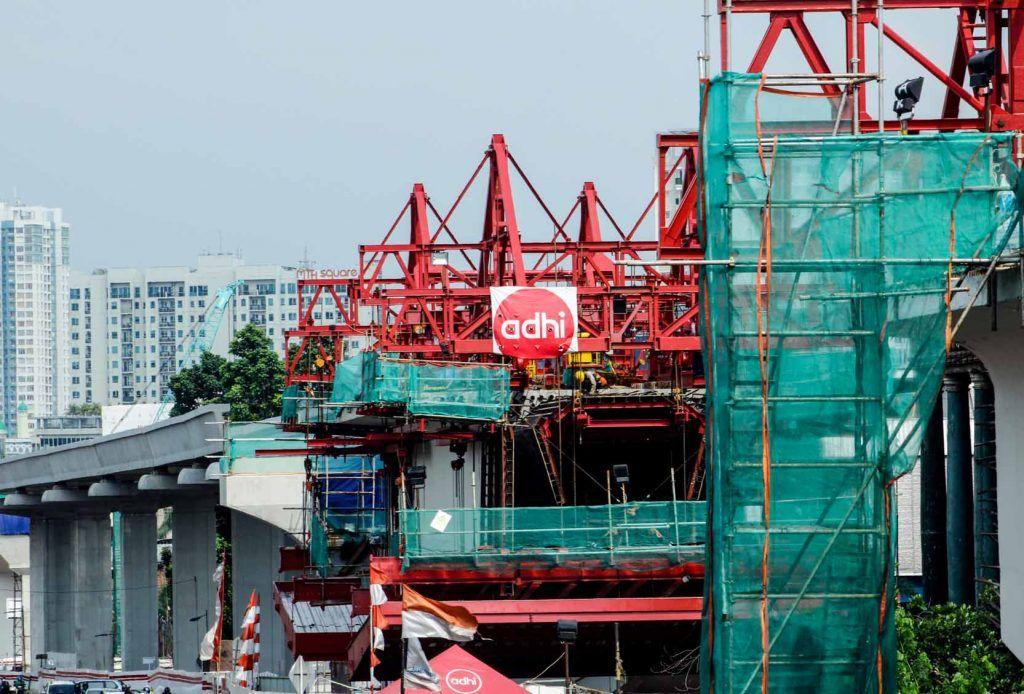 Melesat 45 Persen, Adhi Karya Kantongi Kontrak Baru Rp6,7 Triliun pada Semester I-2021