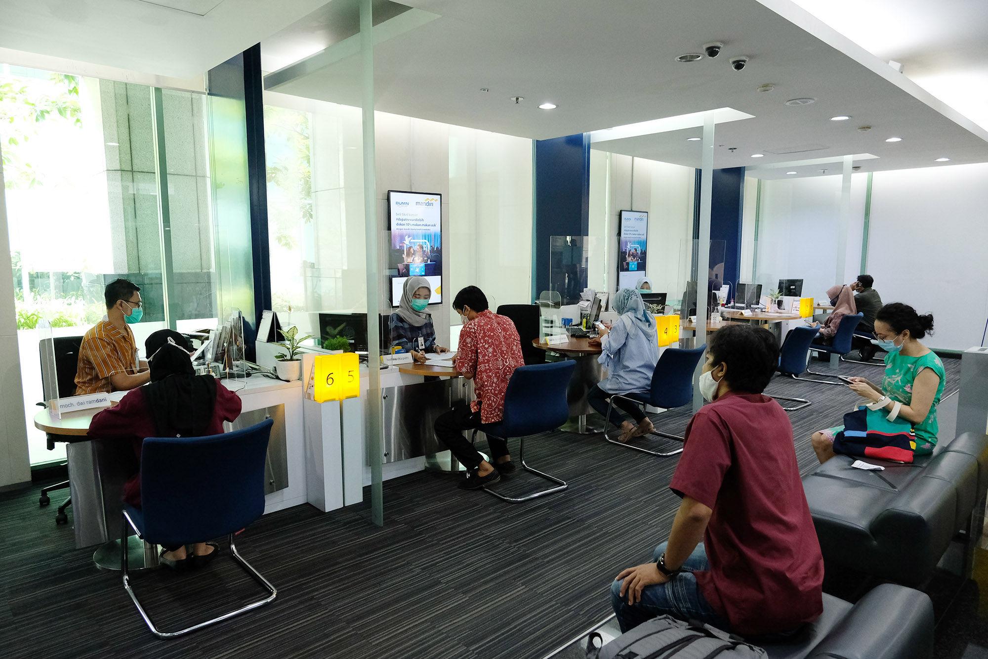 Sokong Outlet Pertamina Lubricants, Bank Mandiri Kucurkan Pembiayaan Berbasis Aplikasi