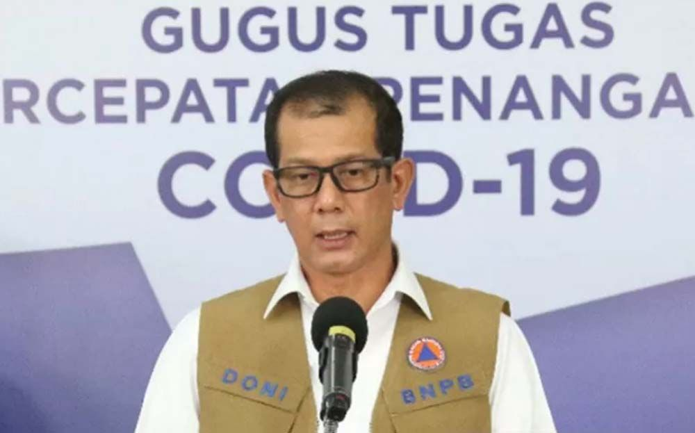 Erick Thohir Tunjuk Eks Kepala BNPB Doni Monardo sebagai Komisaris Utama Inalum
