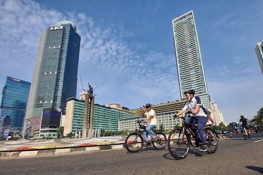 CFD di Bundaran HI Dihapus, Ini 32 Lokasi Baru HBKB DKI Jakarta