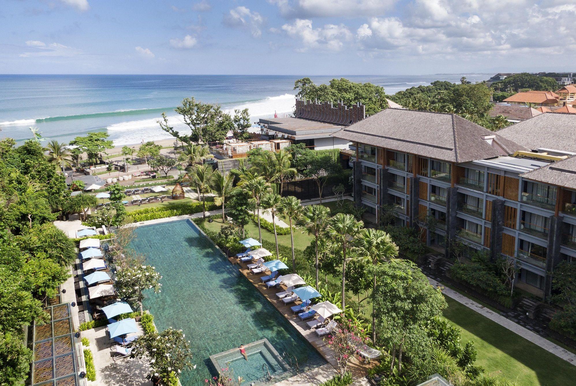 Tingkat Hunian Hotel Berbintang Capai 34,63 Persen pada April 2021