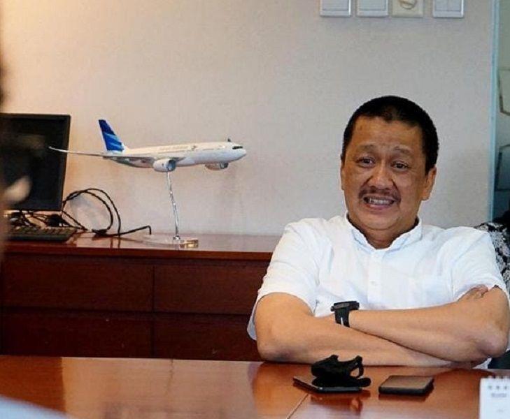 Digugat PKPU My Indo Airlines, Begini Tanggapan Bos Garuda Indonesia