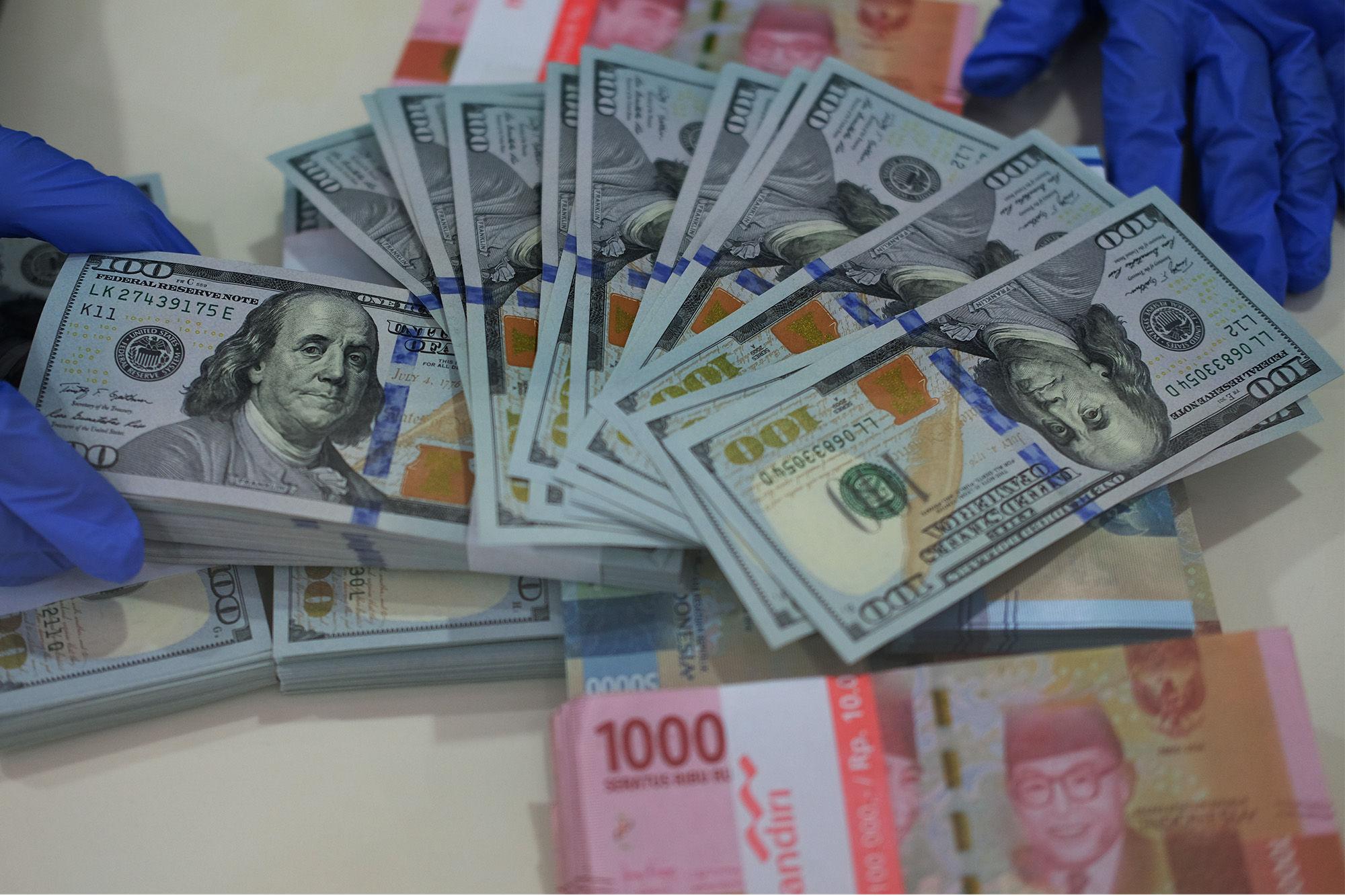 The Fed Sulit Tapering Off Akibat Lonjakan Kasus COVID-19, Pasar Obligasi Pemerintah Indonesia Semakin Diuntungkan