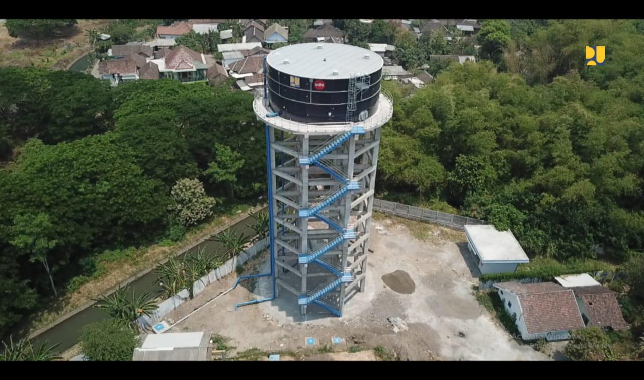 Siap Aliri 4 Kabupaten/Kota, Pembangunan SPAM Wosusokas Senilai Rp2,2 Triliun Dimulai
