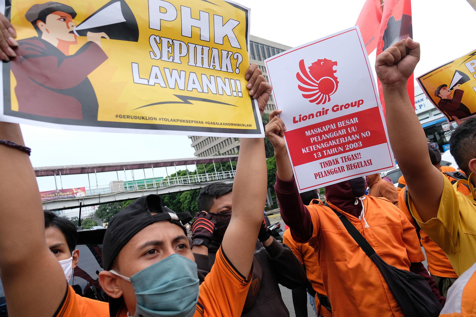 Babak Belur Terpukul Pandemi, Lion Air Rumahkan 8.000 Karyawan