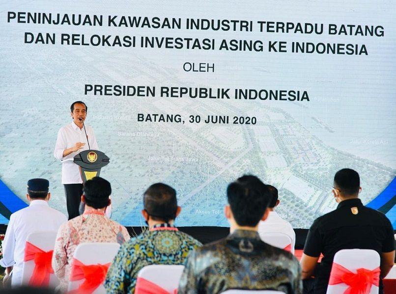 Realisasi Investasi Asing Kuartal II-2021 Meroket Tembus Rp116,8 Triliun