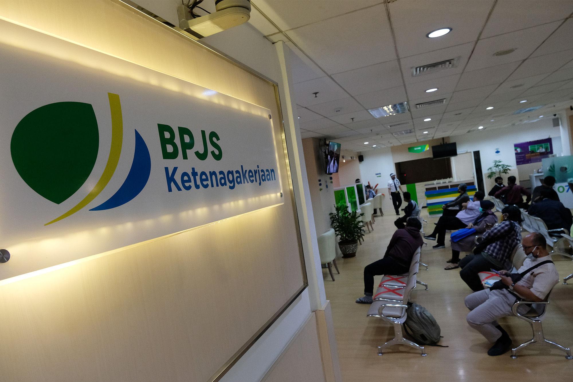 Realisasi Investasi Langsung BP Jamsostek Baru Rp1,53 Triliun