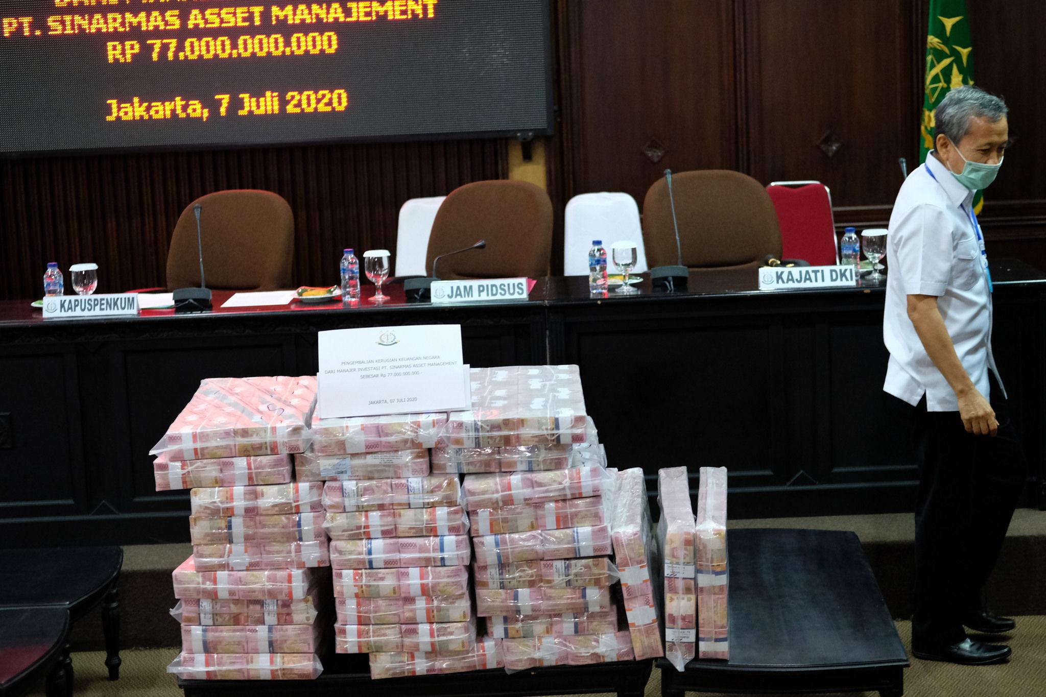 Terdakwa Korupsi Jiwasraya Piter Rasiman Diadili, Dijerat Pasal TPPU