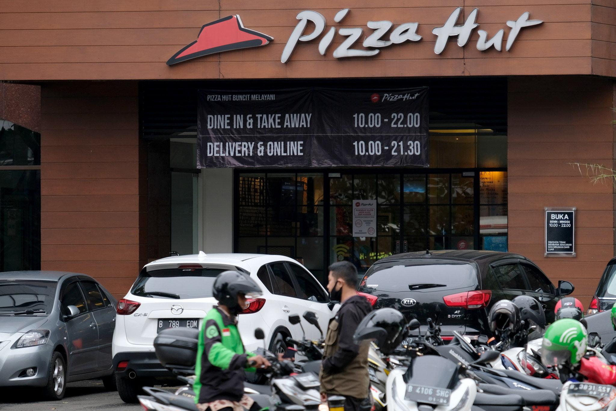 Gara-Gara Corona, Pizza Hut Berbalik Tekor Rp93,52 Miliar