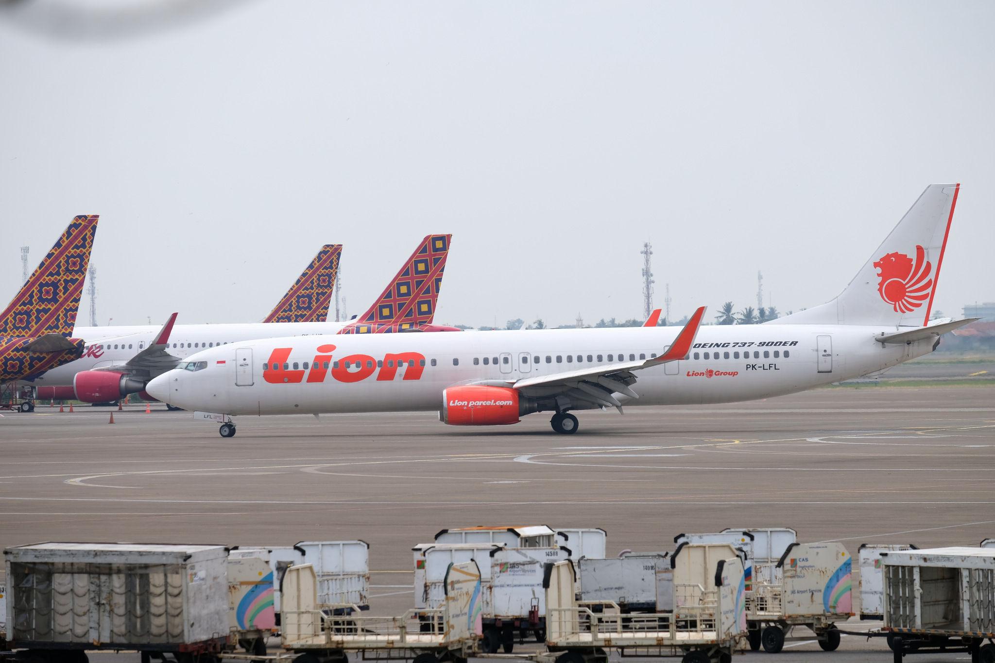 Lion Air Buka Rute Jakarta-Wuhan, Kemenhub: Itu Penerbangan Charter