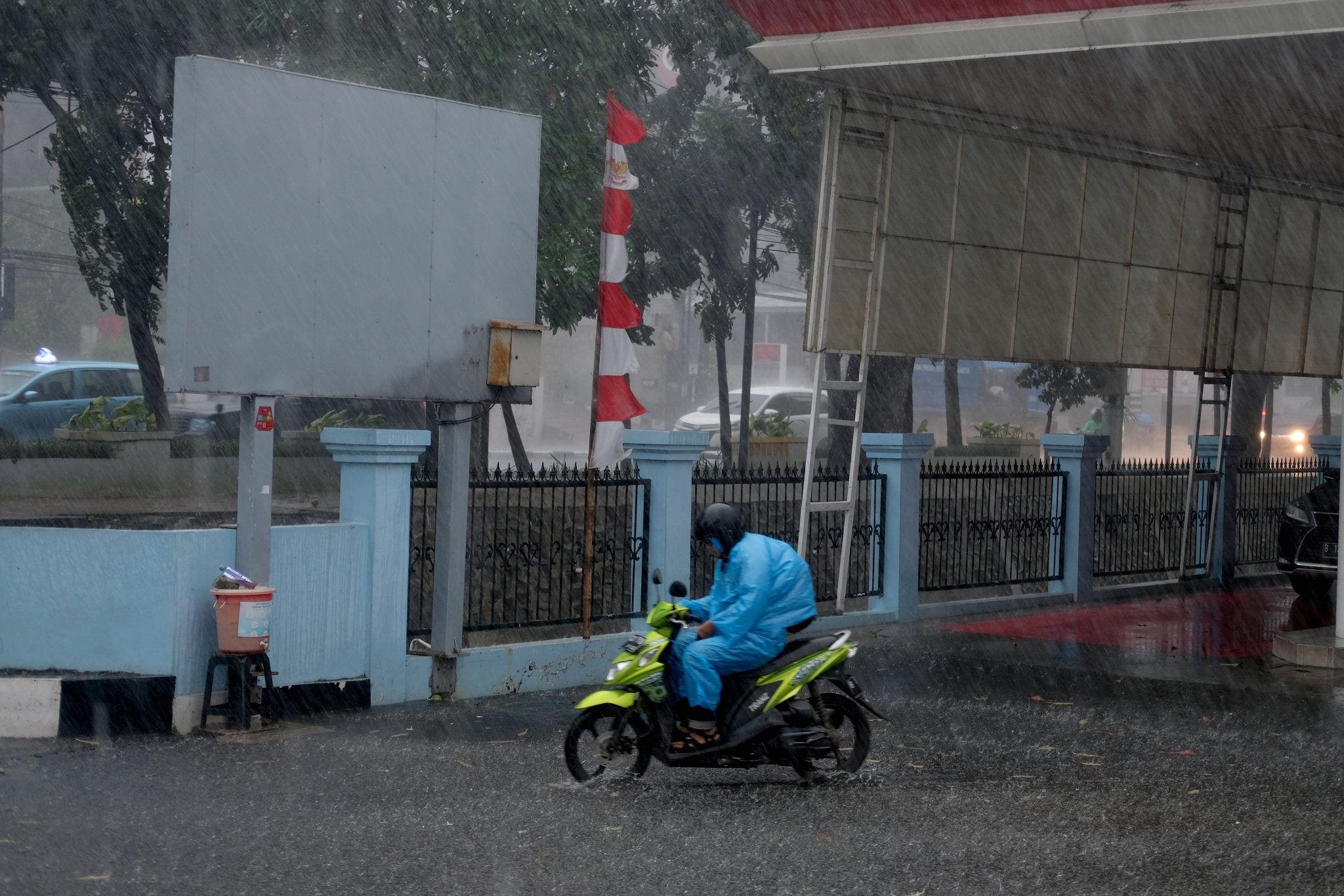Prakiraan Cuaca DKI Jakarta: 18-19 September Berpotensi Hujan