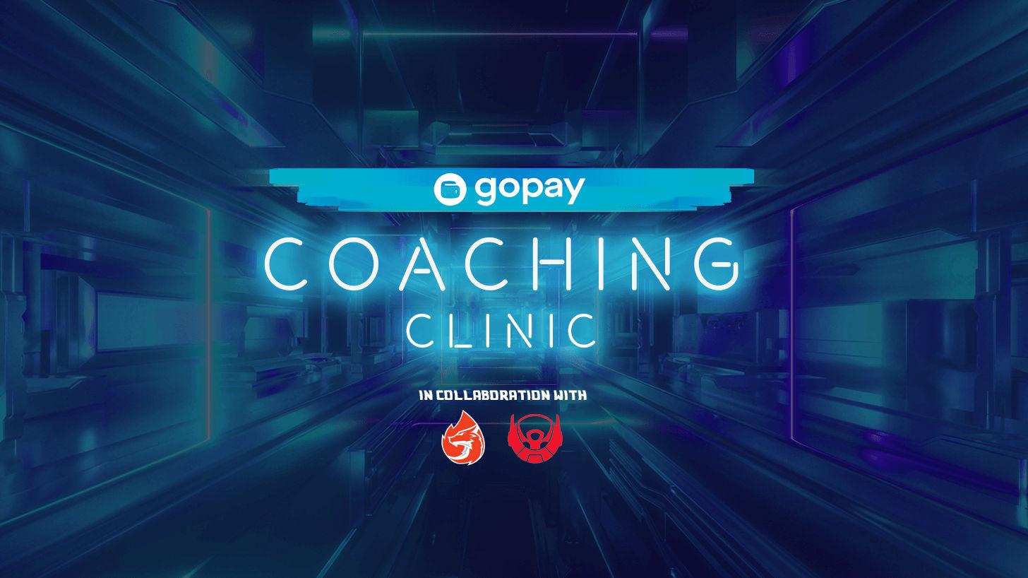 GoPay Coaching Clinic, Kesempatan Langka Dapat Ilmu dari Gamer Andal
