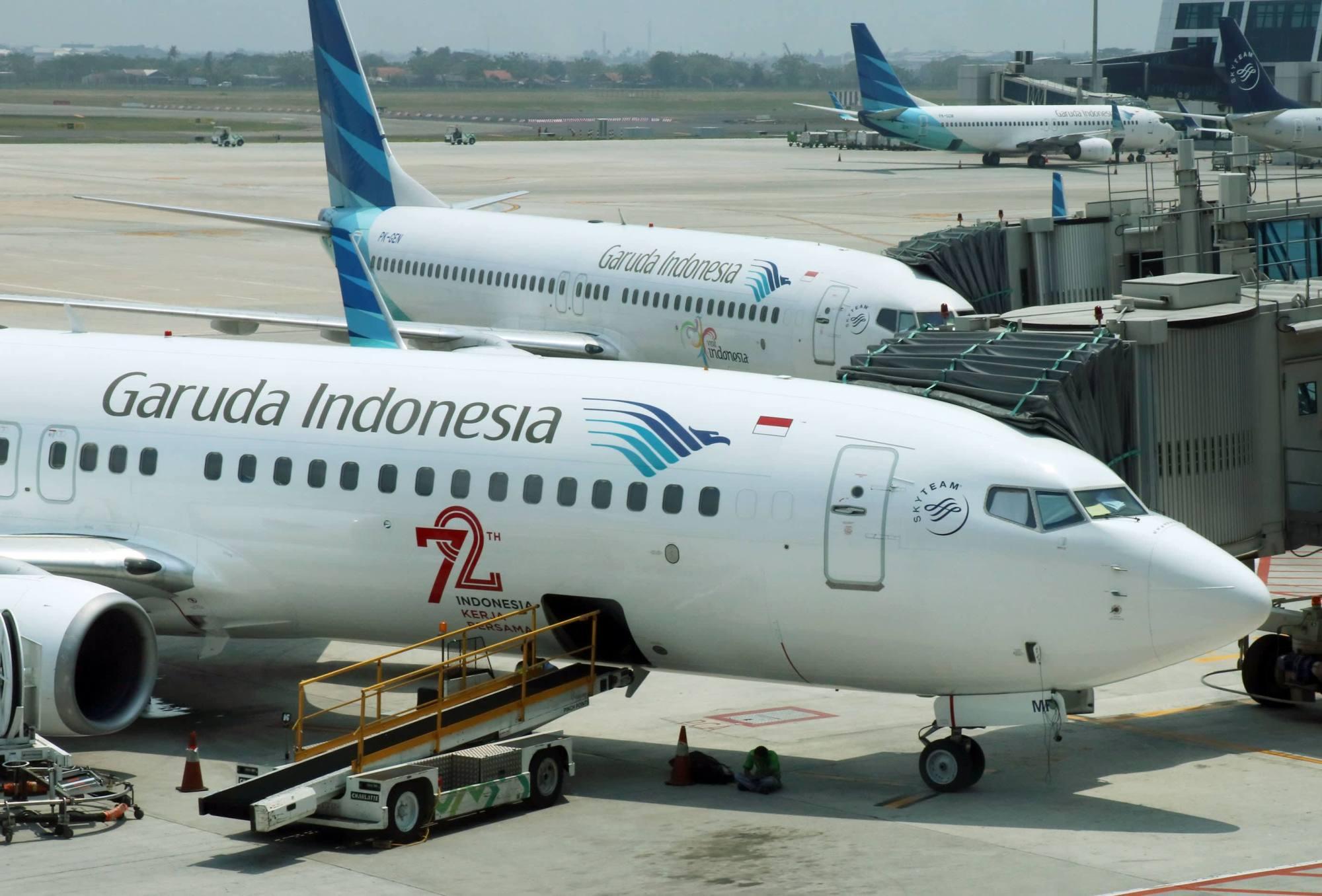 Ini Alasan BEI Masih Gembok Perdagangan Saham Garuda Indonesia