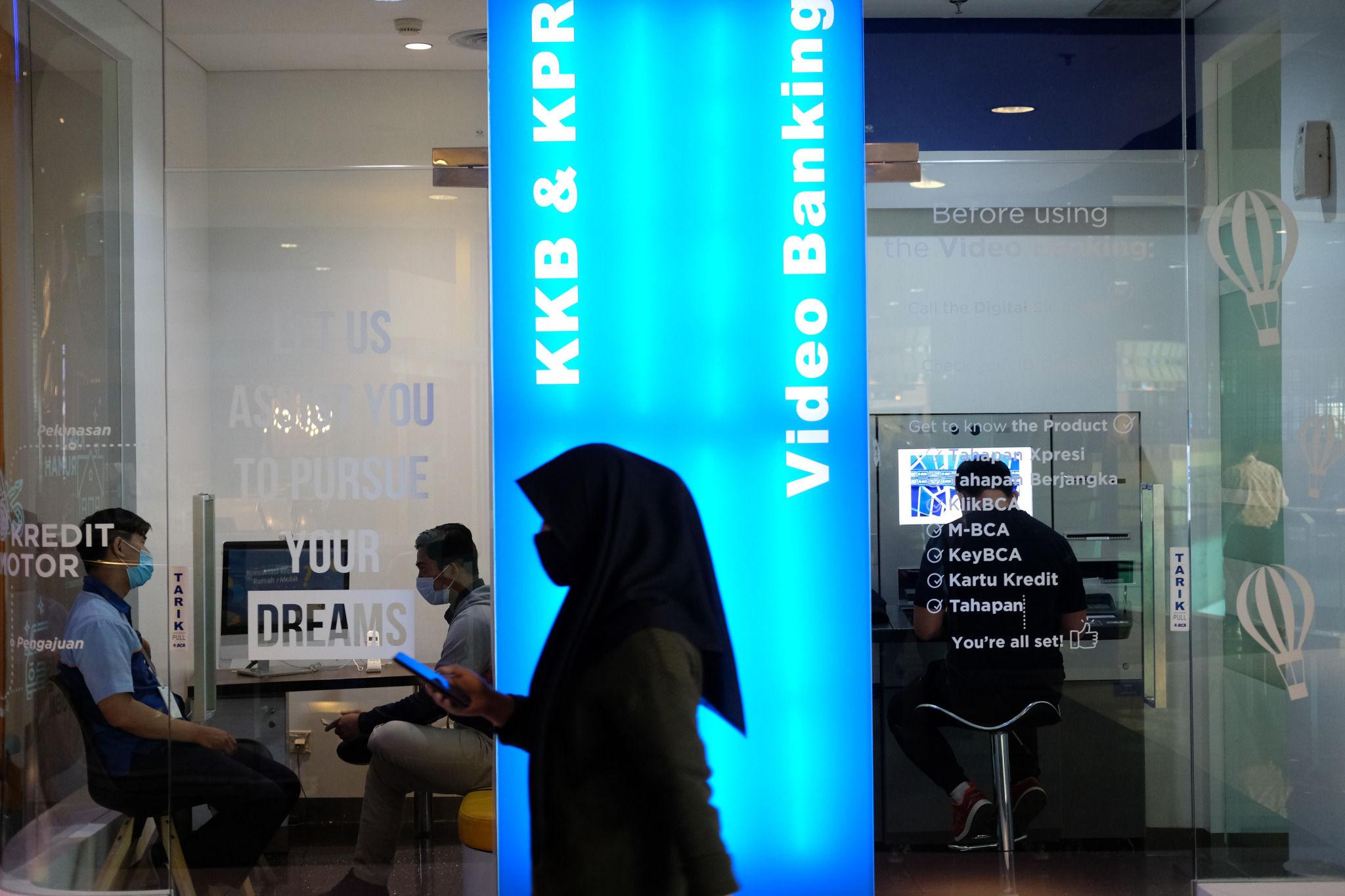 Lumayan Membaik, Semester I 2021 Kredit Perbankan Bertambah Rp 67,3 Triliun