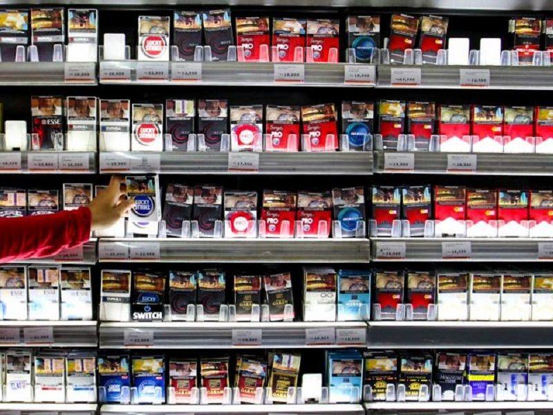 Resmi Naik, Ini Daftar Harga Terbaru Rokok Gudang Garam