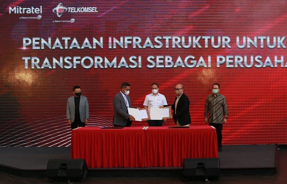 IPO November 2021, Mitratel Bidik Dana Hampir Rp20 Triliun