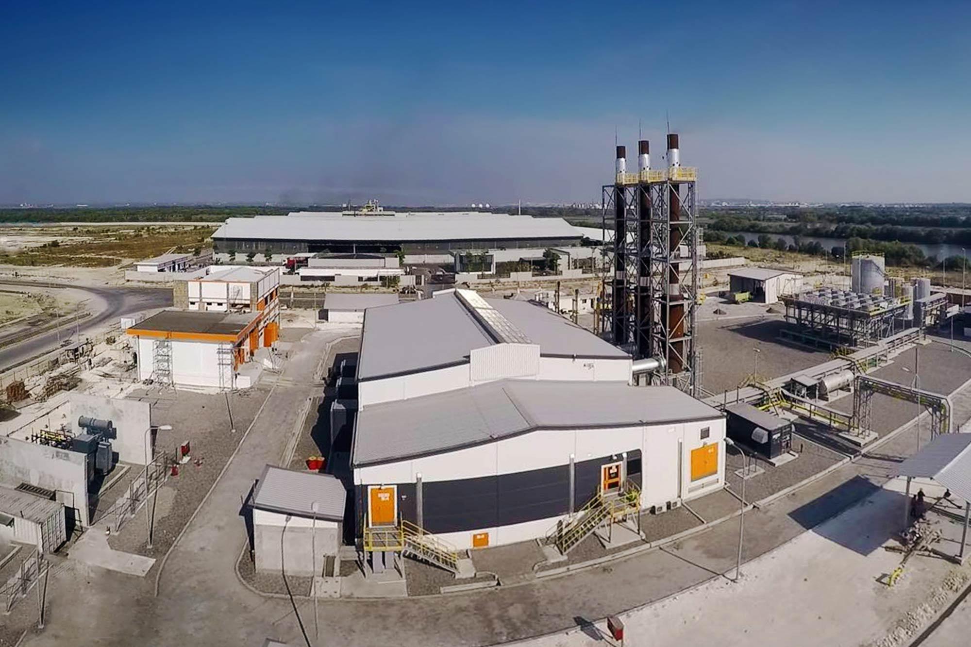 AKR Corporindo Raih Kontrak Konstruksi Infrastruktur Smelter Tembaga Freeport di Gresik