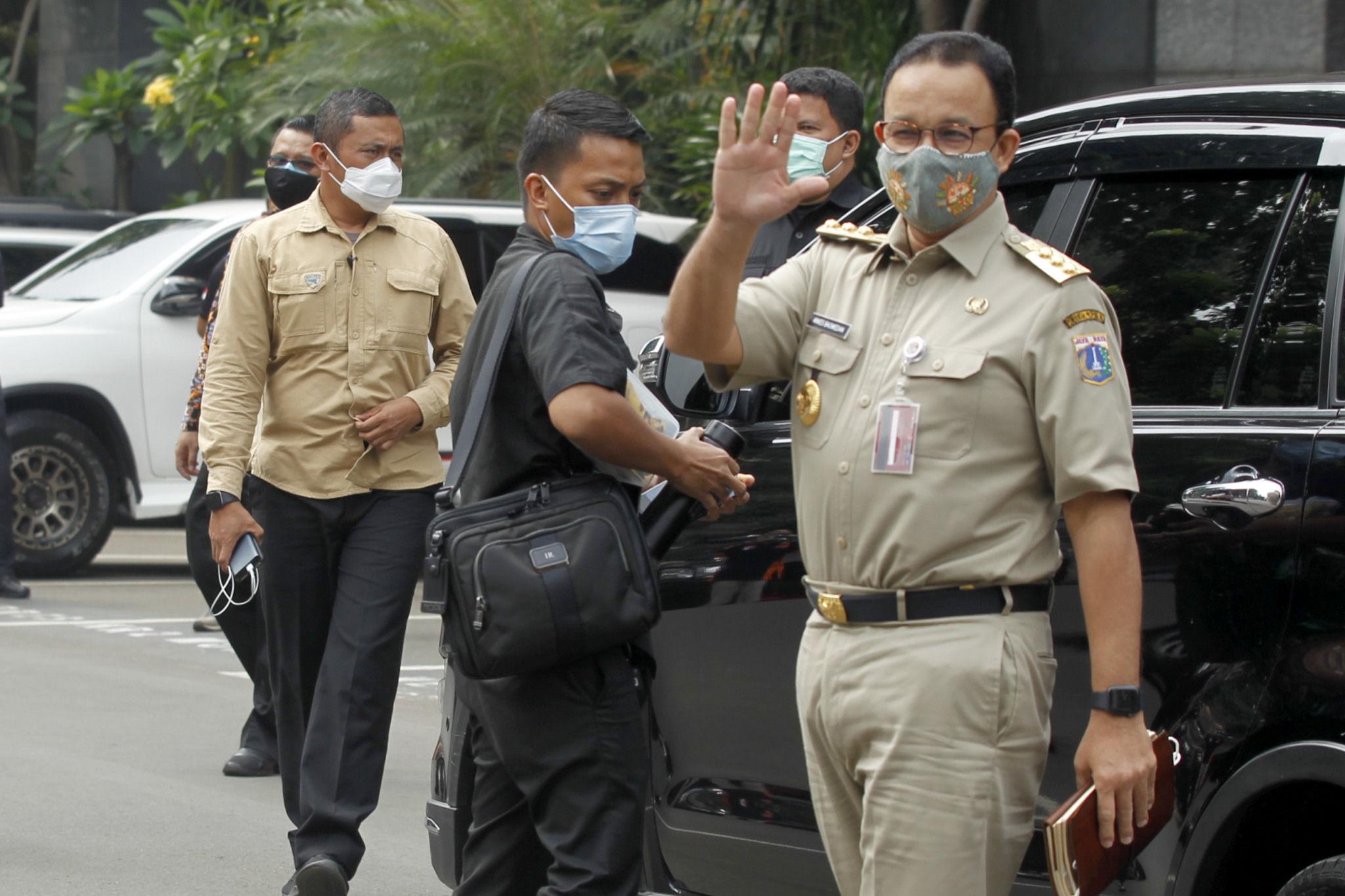 Anies Wajibkan Kantor di Zona Merah Jakarta 75 Persen WFH, Pelanggar Terancam Denda hingga Rp50 Juta