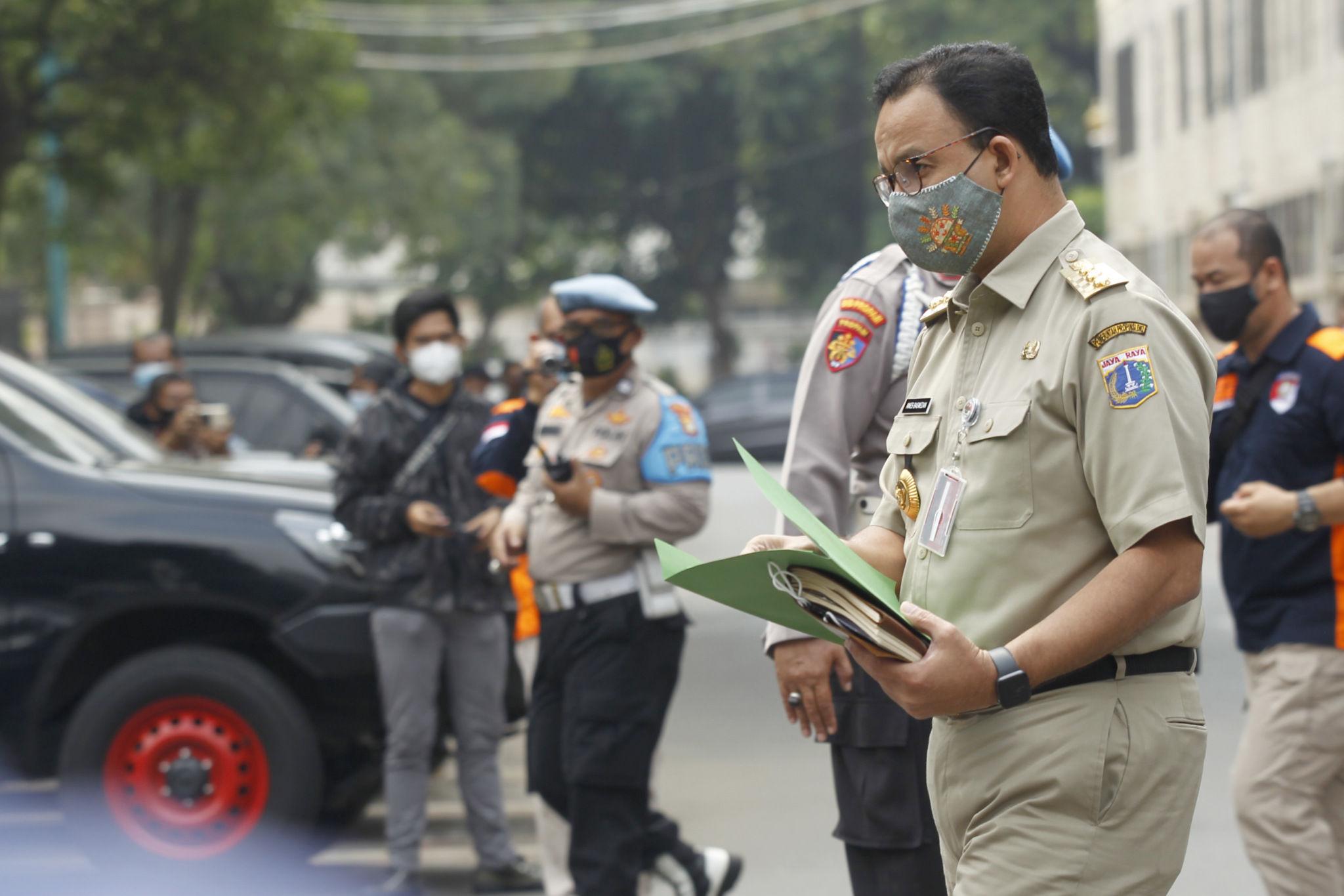 Agar COVID-19 Terkendali, 50 Persen Penduduk DKI Harus Divaksin