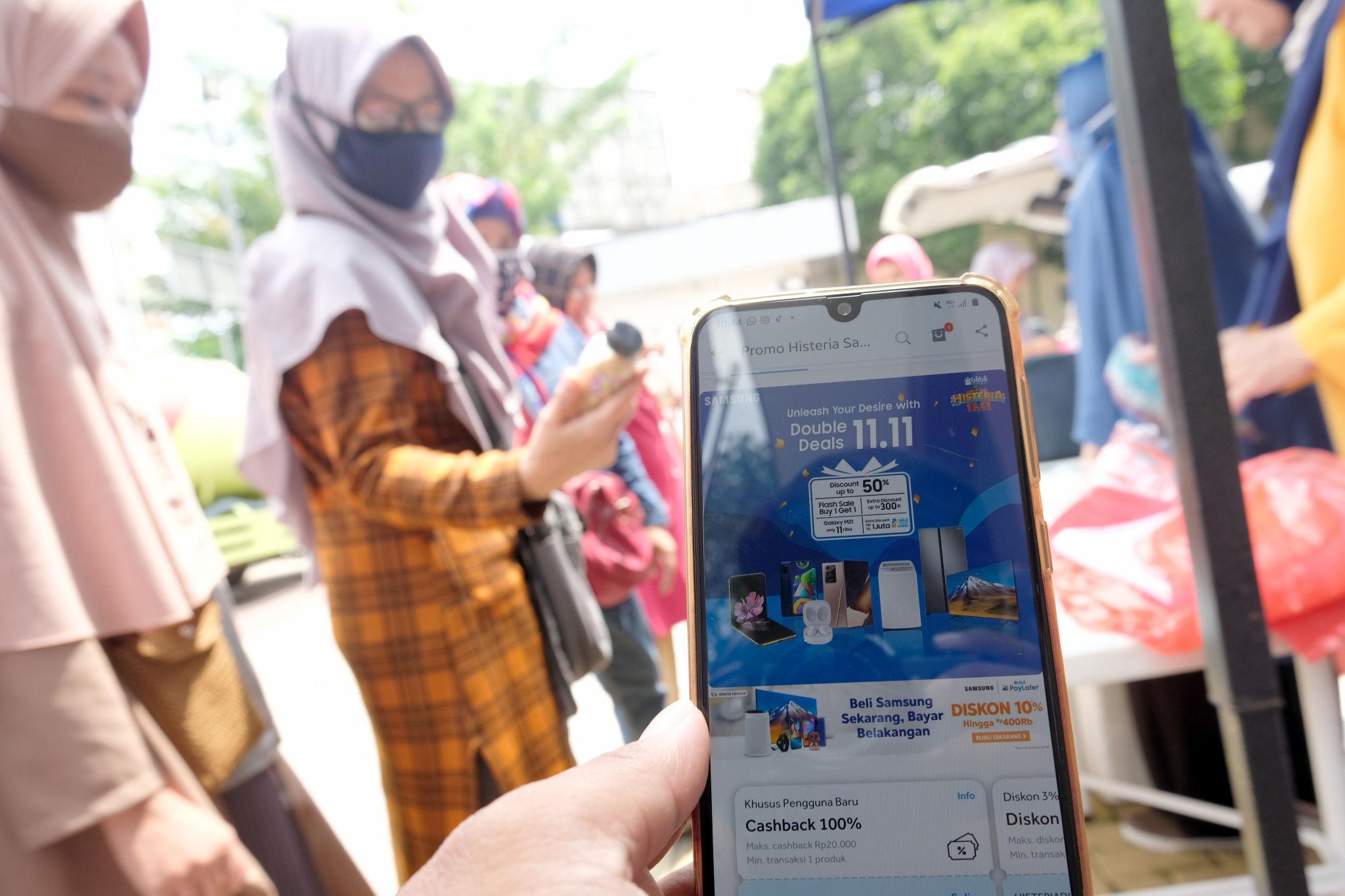 Selama PPKM Darurat, Pengamat Sebut Transaksi Digital Bakal Naik