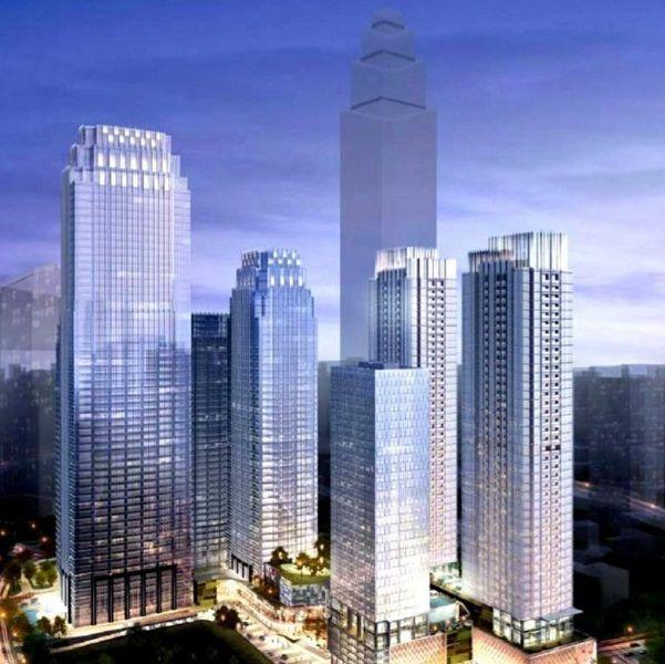 Stok Perkantoran CBD di Jakarta Naik Jadi 6,84 Juta m2, Didukung Proyek RDTX Place dan Menara Trinity