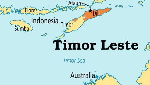 Pelabuhan Maritaing Hubungkan Wisata Super Premium Flores  dengan  Timor Leste
