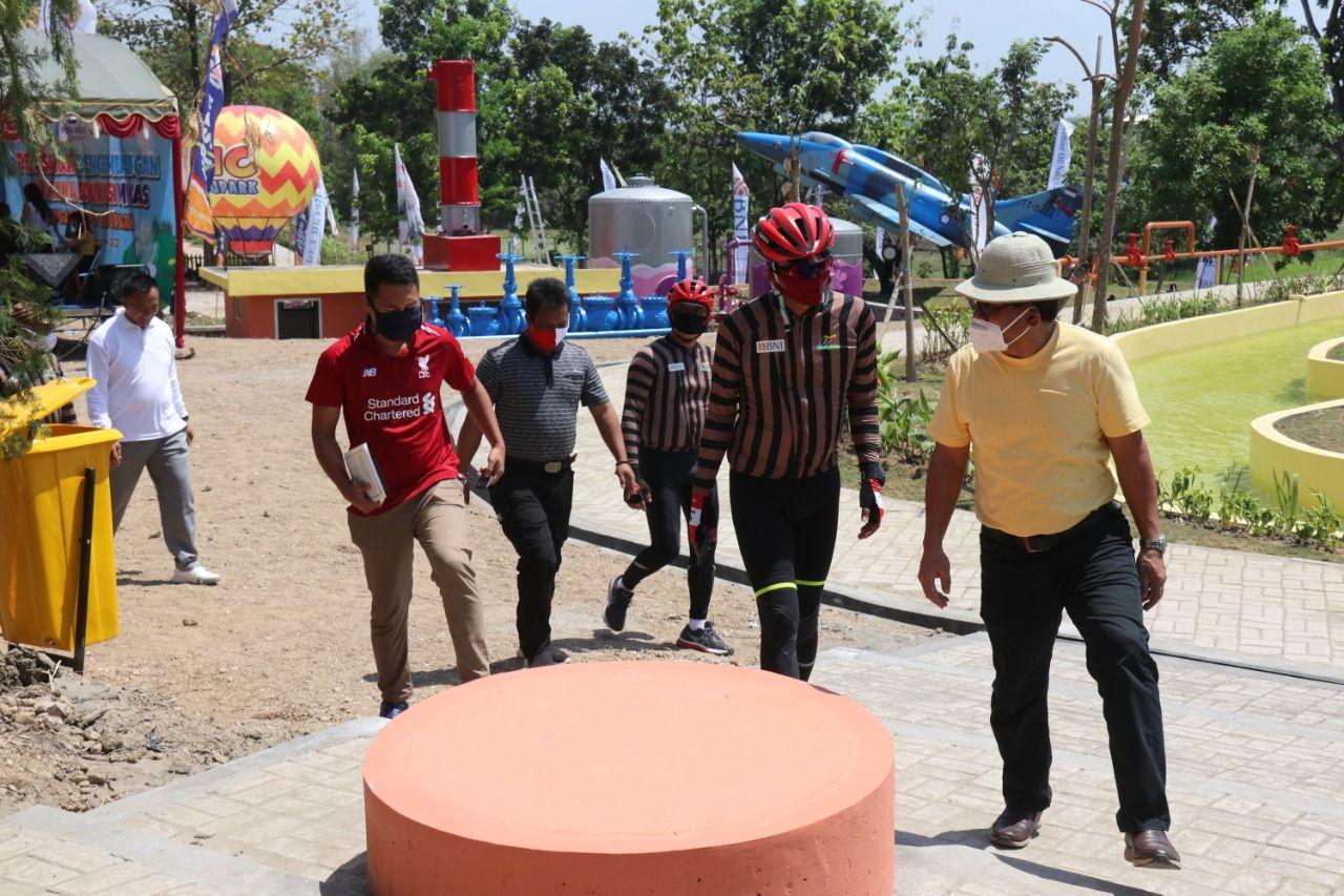 Dari Lahan Kritis, Migas Cepu Education Park Jadi Pusat Percontohan Destinasi Wisata