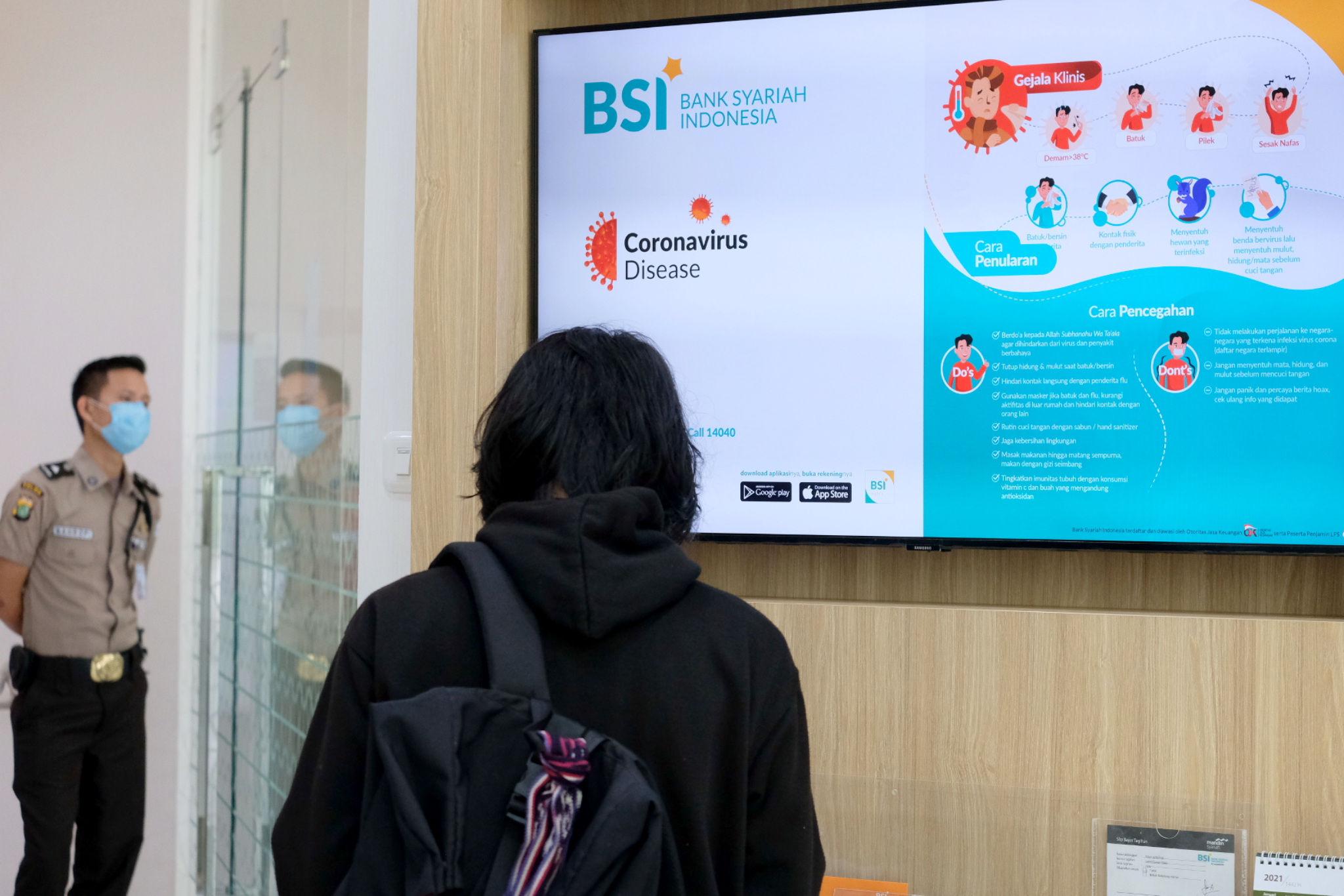 Transaksi Digital Bank Syariah Indonesia Melonjak 83,56 Persen pada Semester I-2021