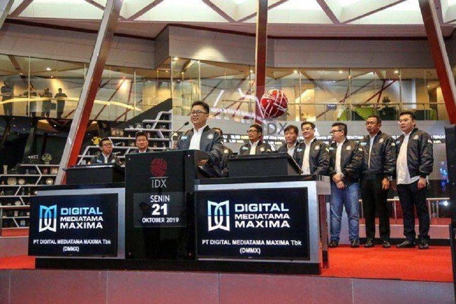 Gelontorkan Dana Rp690 Juta, Digital Mediatama (DMMX) Kembali Bangun Anak Usaha Baru