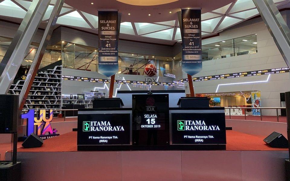 Pengendali Itama Ranoraya Caplok Eks Perusahaan Konstruksi Milik Sandiaga Uno (DGIK)