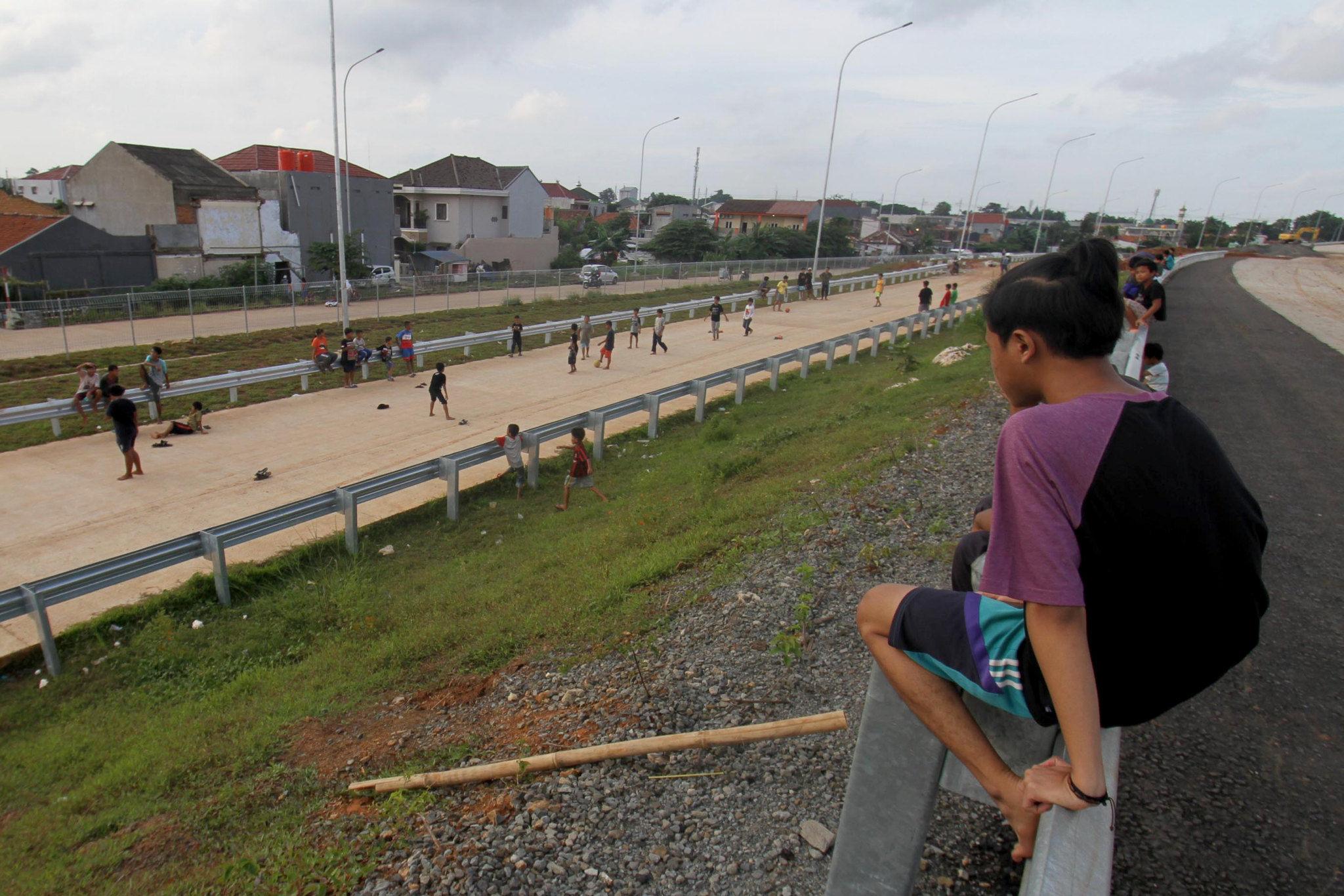 Adhi Karya Selesai Bangun Jalan Lingkar Brebes-Tegal Pantura 17,4 Kilometer