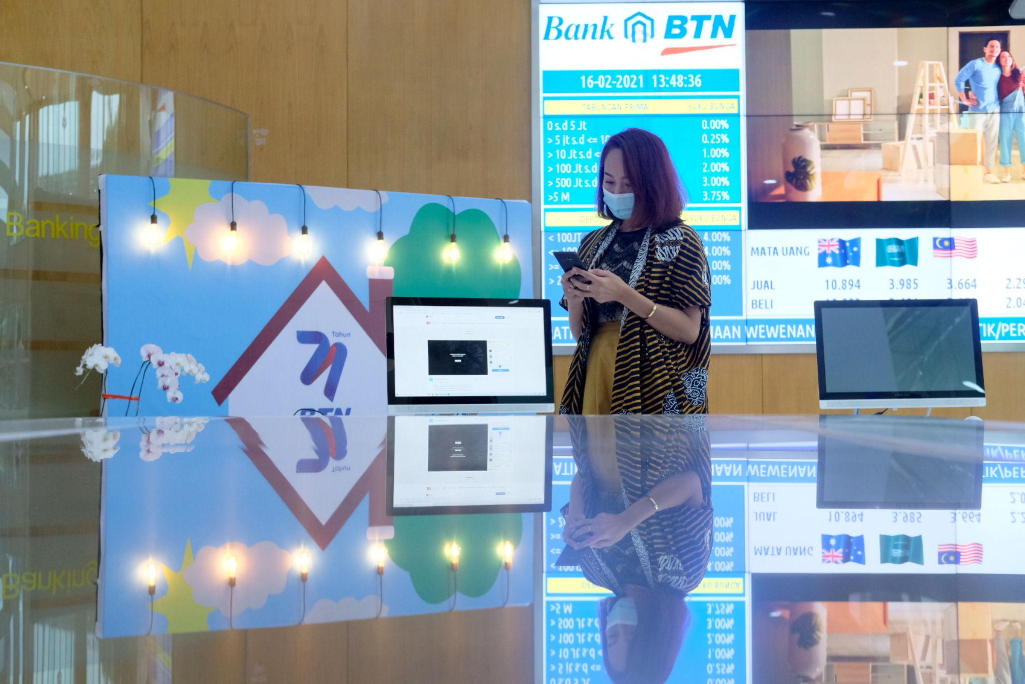 Likuiditas Melimpah, Bank BUMN Diprediksi Bakal Motori Pertumbuhan Kredit