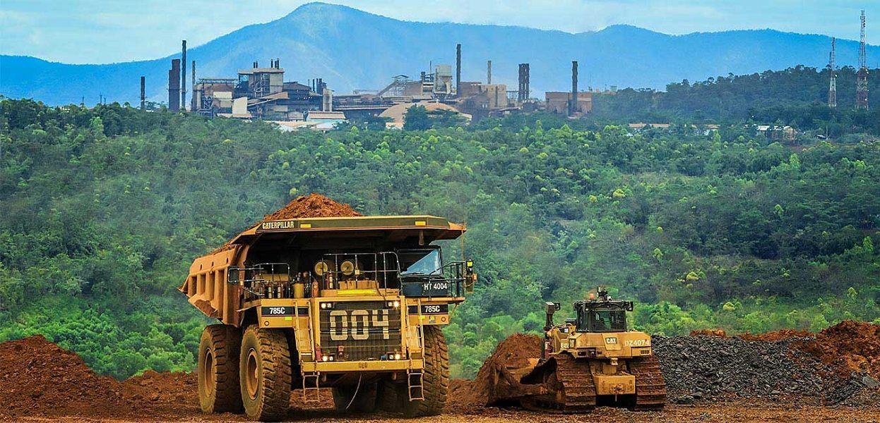 Vale Indonesia Produksi 15.048Ton Nikel Selama Kuartal II-2021