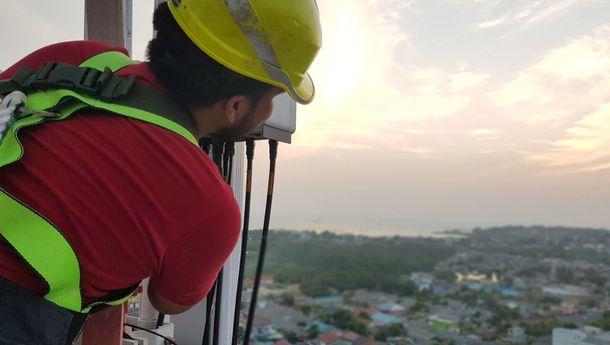 Tingkatkan Akses Broadband dan Digitalisasi, Telkomsel Pemerataan Jaringan 4G/LTE di Wilayah Sumatera