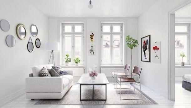 Tips Buat Ruangan Elegan dan Mewah, dengan Budget Terbatas