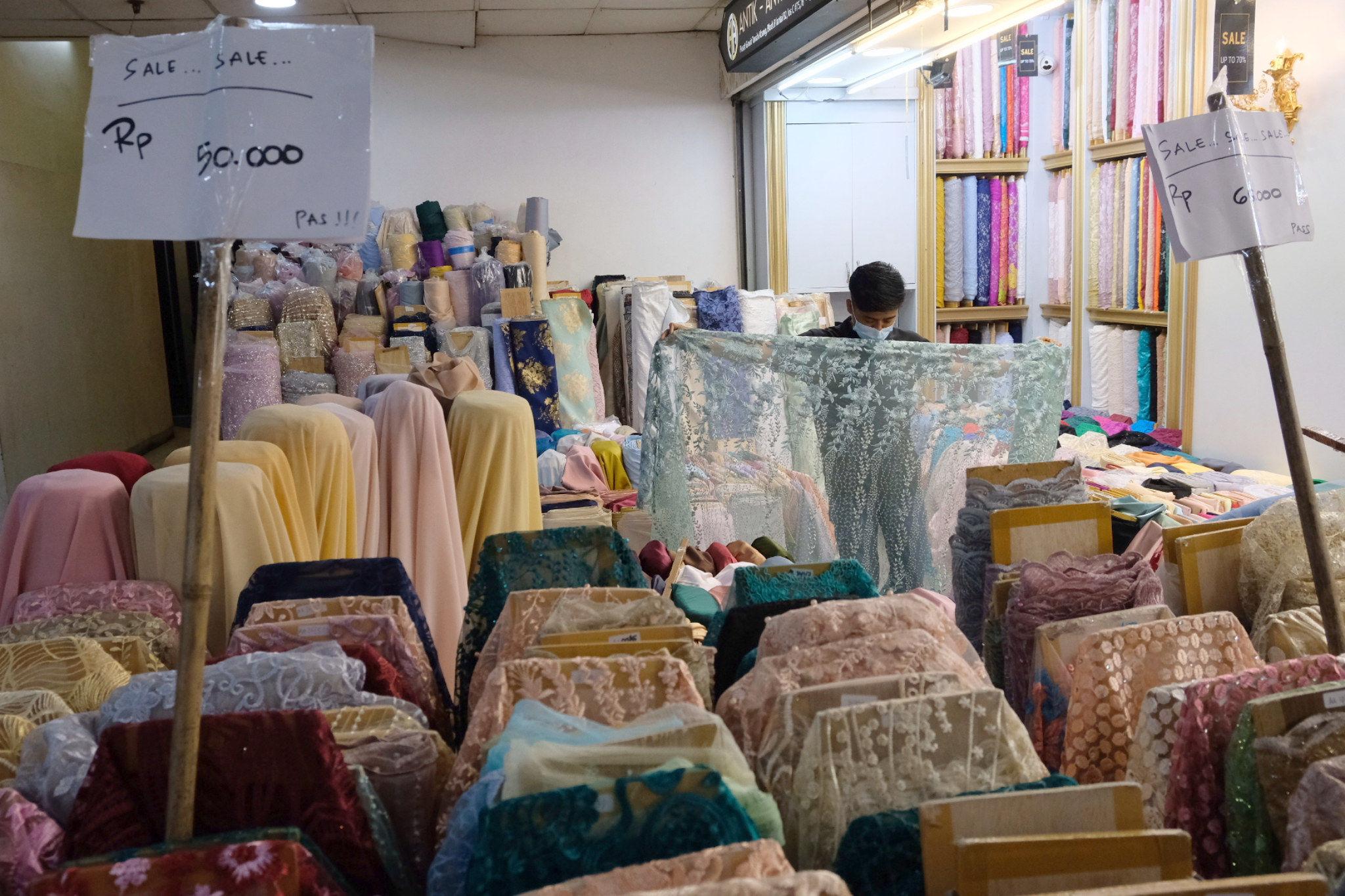 Kabar Gembira untuk Pelaku Usaha Tekstil, India Batalkan Bea Masuk Benang Sintesis