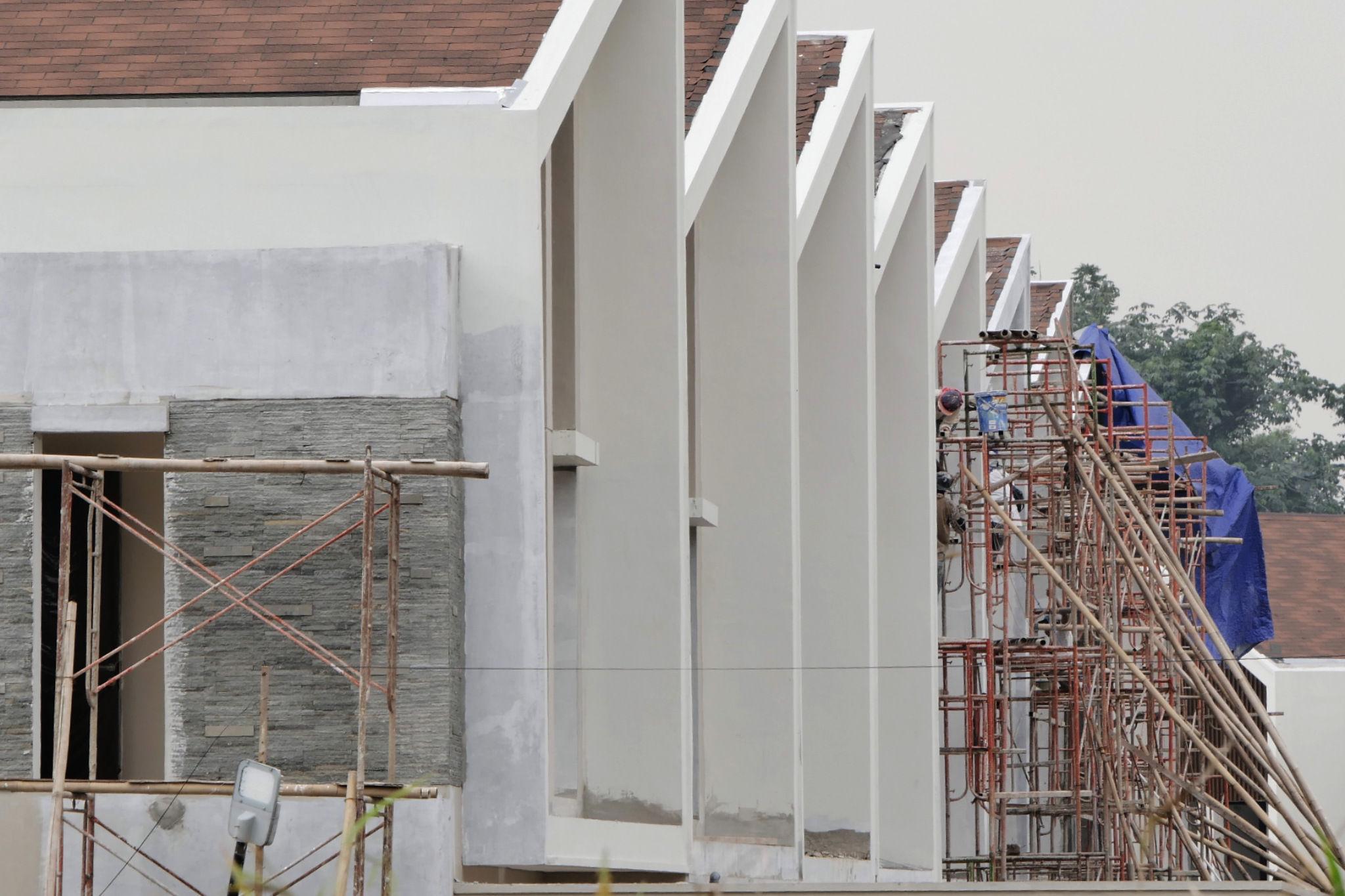 Pembangunan 107 Rumah untuk Korban Bencana NTB Pakai Teknologi RISHA