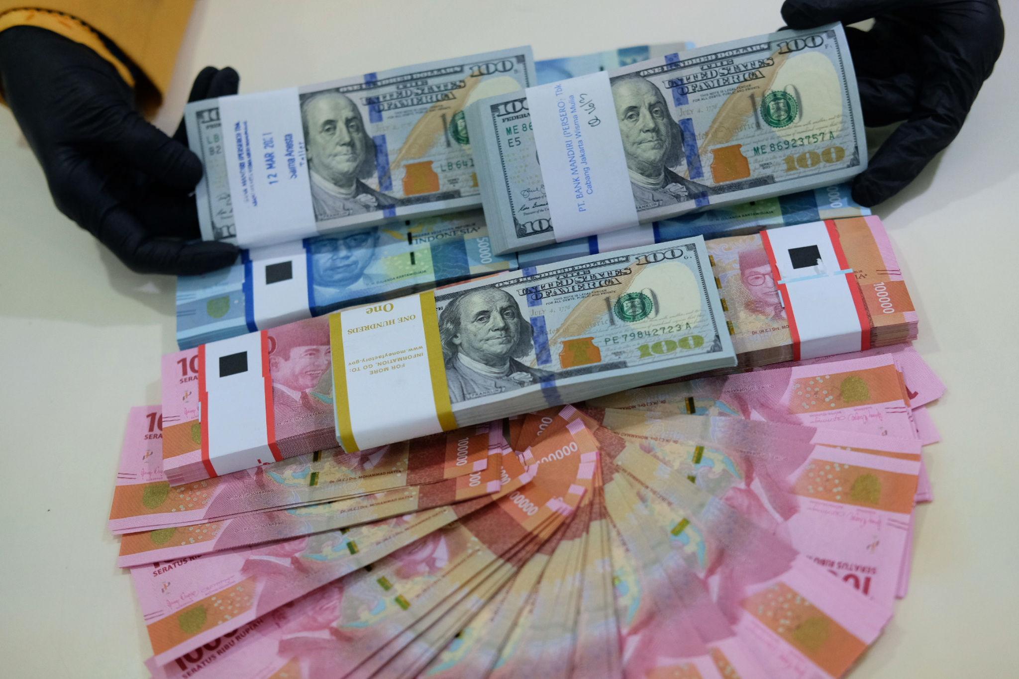 Ekonomi AS Bangkit, Tapering Off The Fed Ancam Pasar Keuangan Indonesia