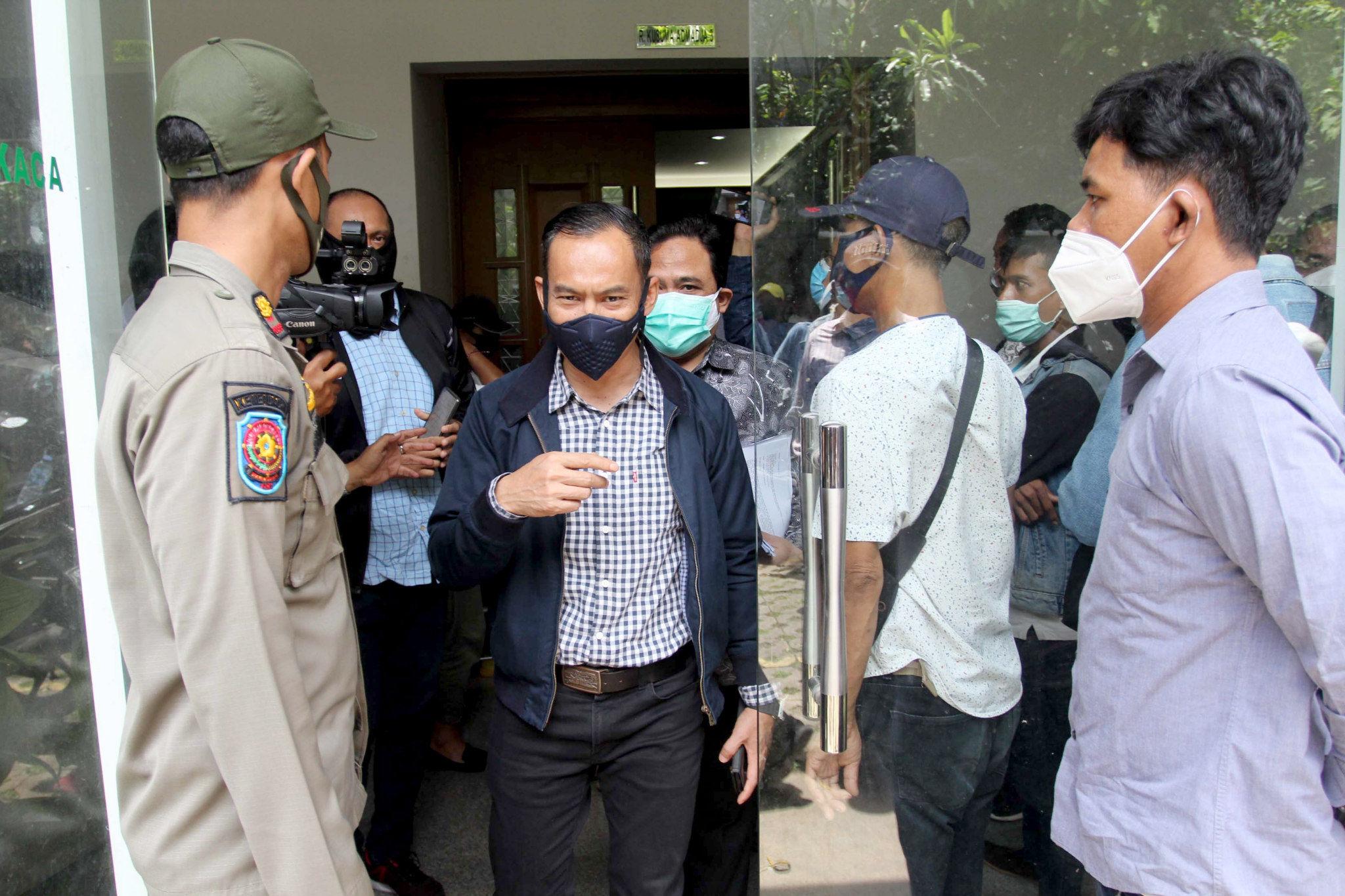 Gugatan Pailit, Pengadilan Tunda Nasib Pembayaran Gaji Karyawan PT CNQC Mitra JO