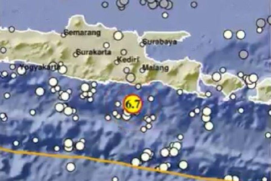 Gempa Malang, 7 Orang Meninggal Dunia dan Lebih 300 Rumah Rusak di Jatim