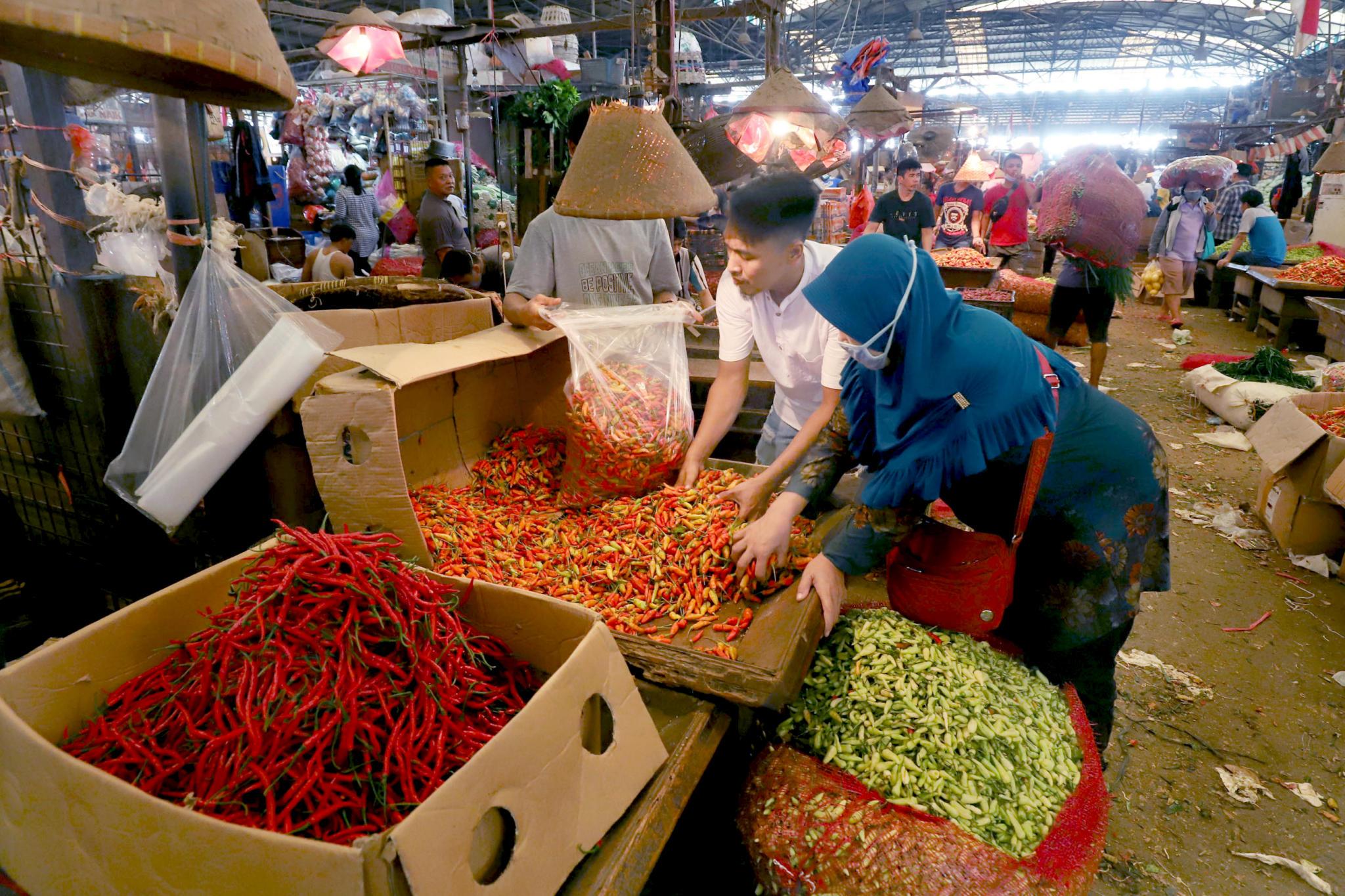 Memasuki Ramadan, Kemendag Lansir Harga Rata-rata Sembako di 216 Pasar Rakyat