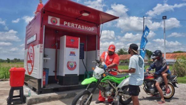 Bank Syariah Indonesia Akan Biayai 1.000 Pertashop di Pondok Pesantren