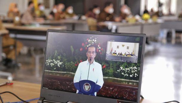 Masuk 10 Provinsi Terbaik, Lampung Raih Penghargaan Pembangunan Daerah 2021