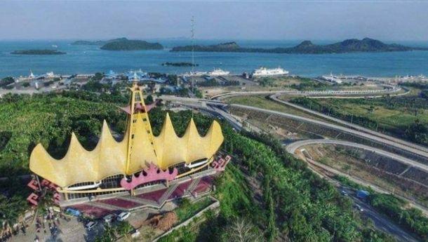 Triwulan I 2021, Pertumbuhan Ekonomi Lampung Minus 2,10 Persen