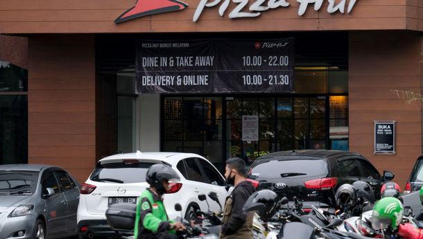 Gara-Gara Terkena Dampak  Corona, Pizza Hut Rugi Rp93,52 Miliar