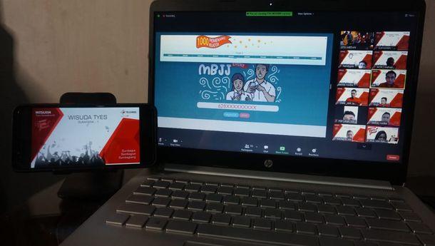 Telkomsel Umumkan Pemenang Program MBJJ Pelajar Wilayah Sumatera